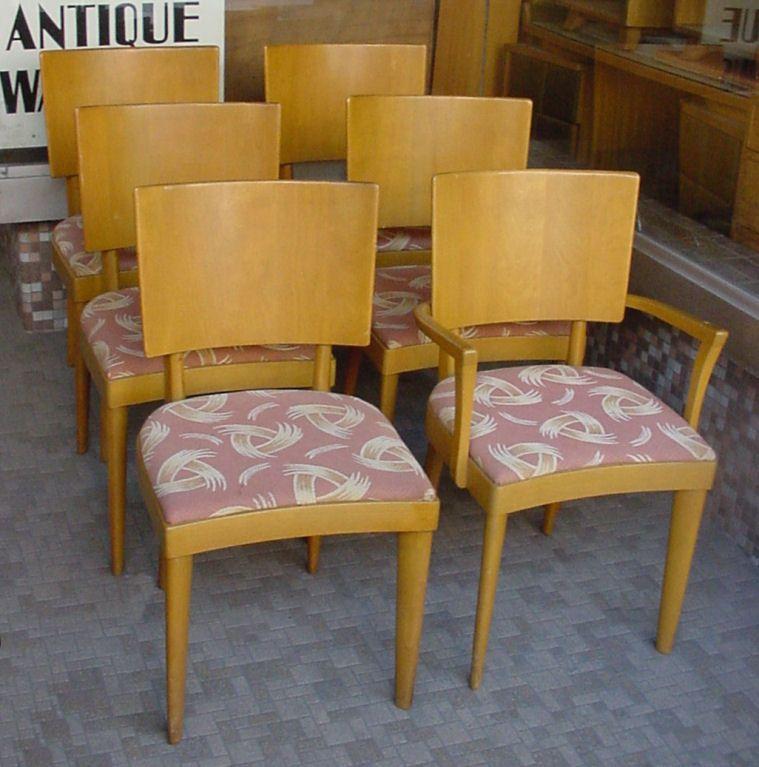 heywood wakefield dining room table | heywood wakefield dining table - Google Search | Chair ...