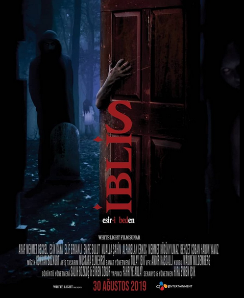 Iblis Esir I Beden 2019 Tv Horror Box Office Movie