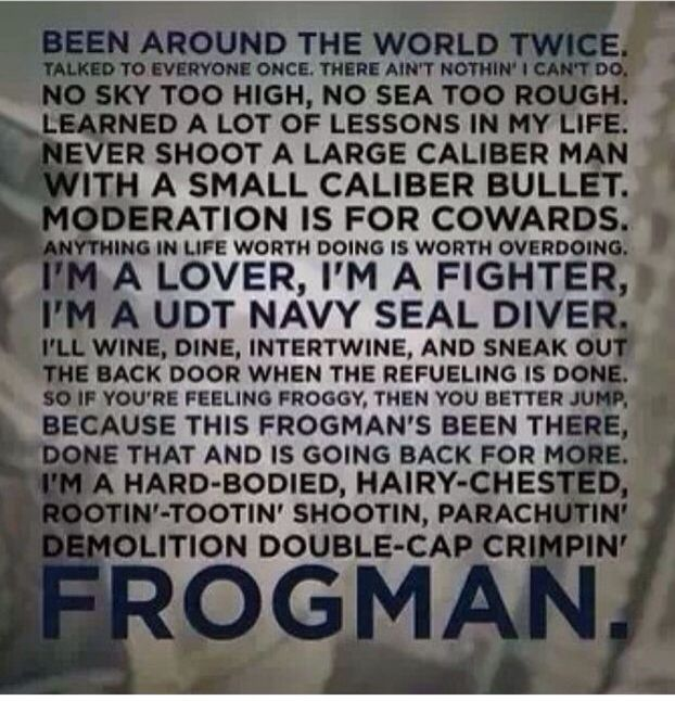 Navy Seal Quotes Glamorous A Few Lines From One Of Many Of My Favorite Scenes From The Film . Design Ideas