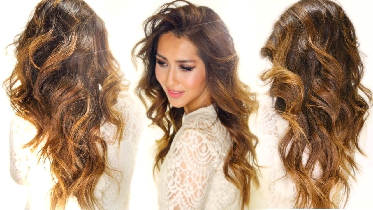 How to: my Caramel Hair Color at Home (Drugstore) | Ombre ...
