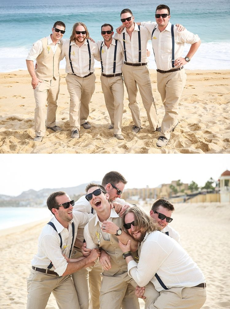 destination wedding groomsmen attire | Wedding | Pinterest ...