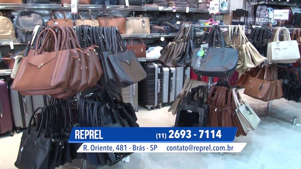 0dfb9150b Atacadão de Bolsas no Brás-Reprel Bolsas | Lucrative business | Tote ...