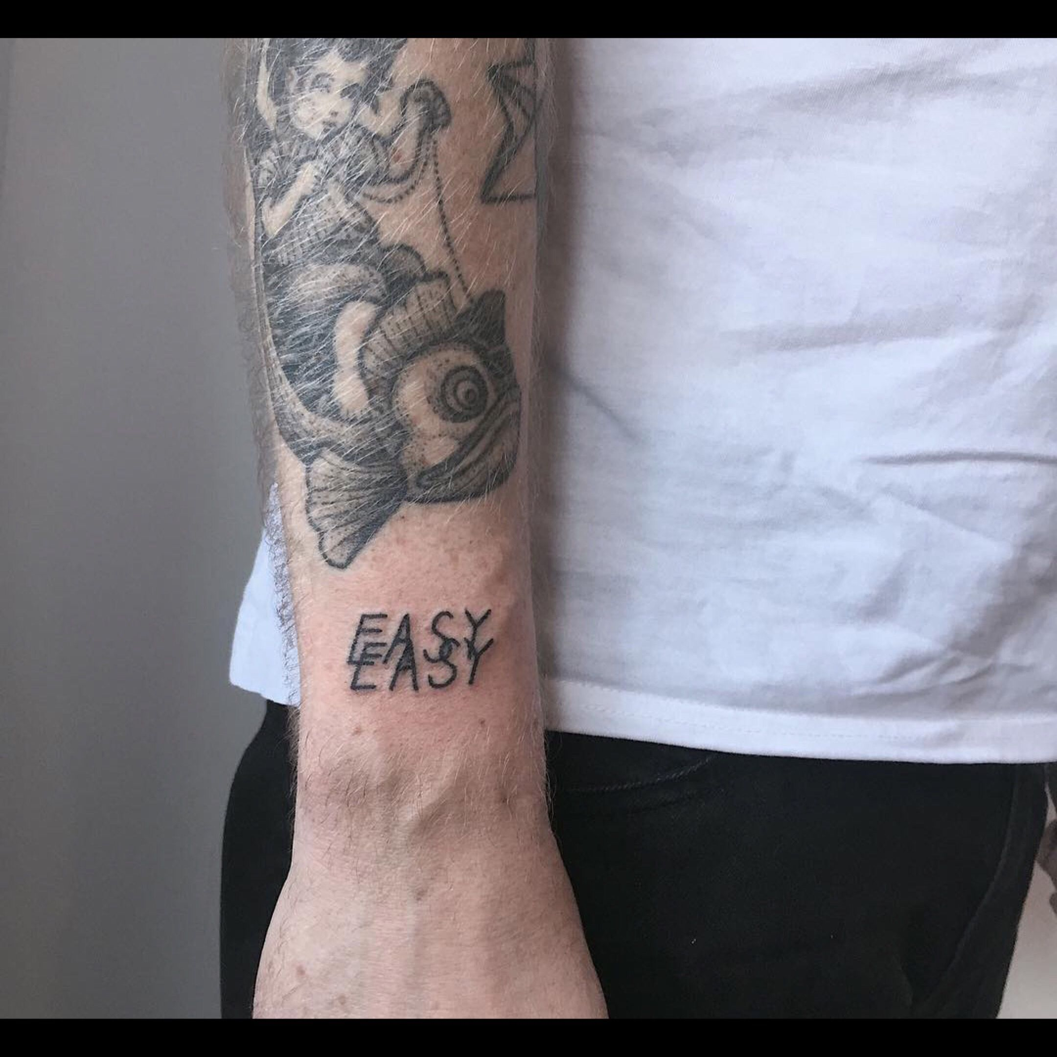 Pin by single needle tattoo on hand poke tattoo
