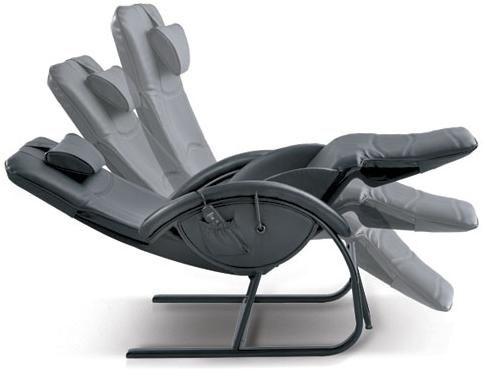 Homedics anti gravity massage chair massage chair for Anti gravity chaise recliner