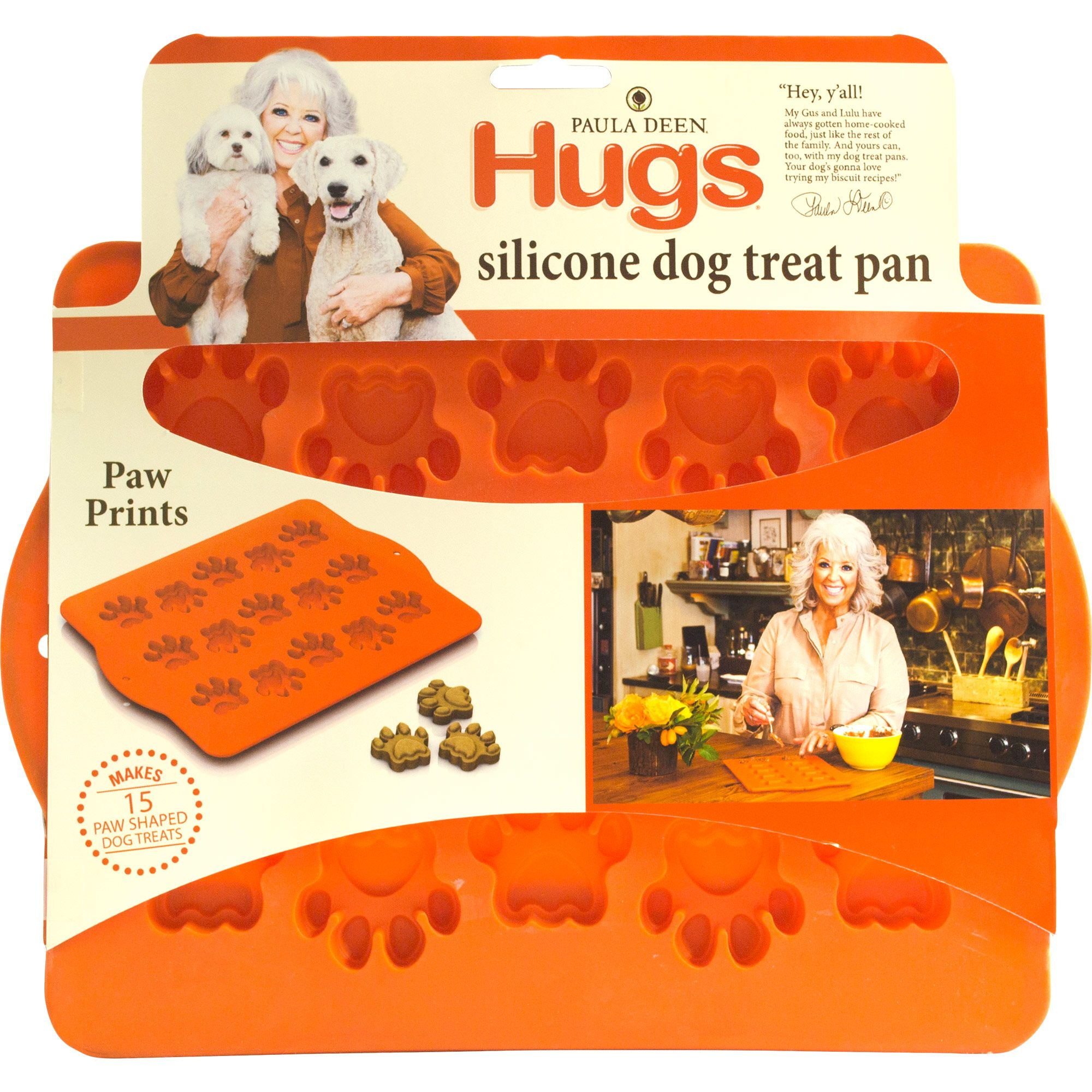 How do you bake healthy treats for your furry friend Our Silicone