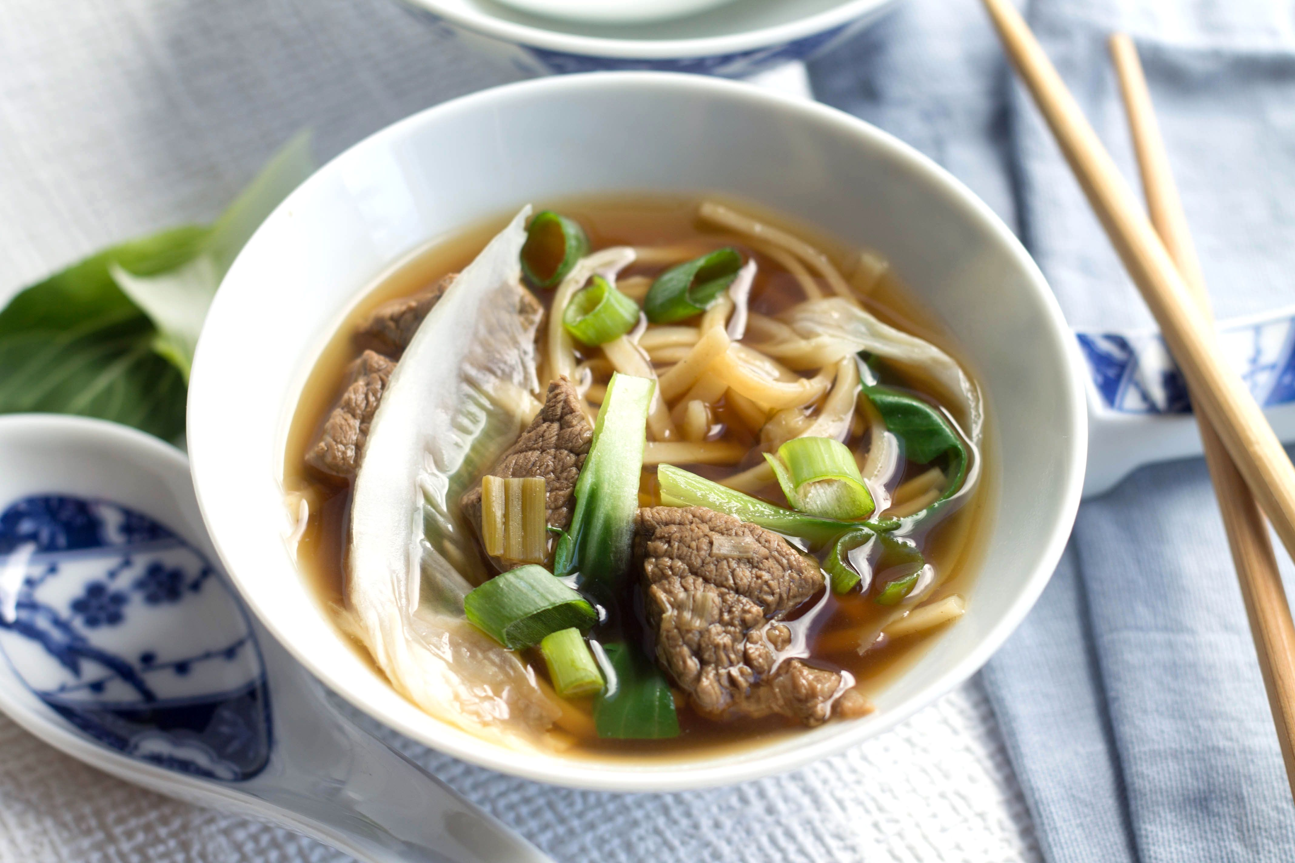 Chinese Beef Noodle Soup Recipe Chinese Beef Noodle Soup Vegetable Noodle Soup Noodle Soup