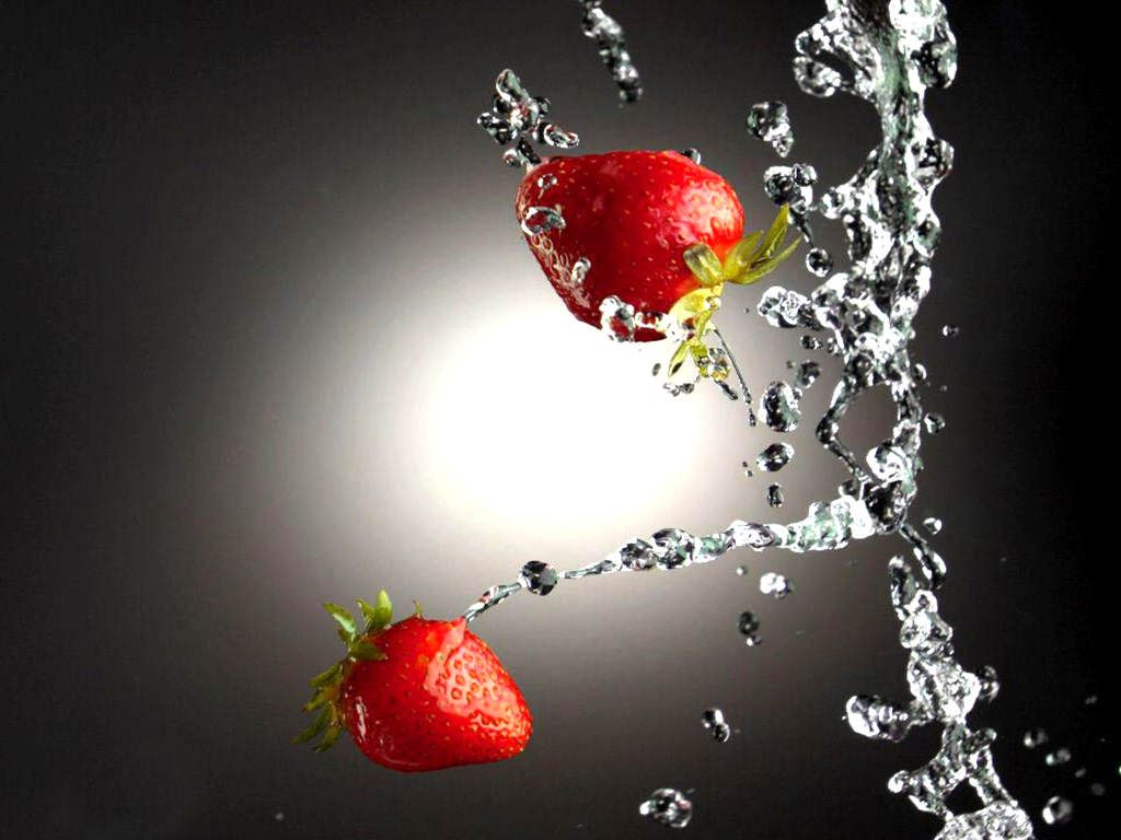 Fruits strawberry wallpaper for mobile – Widescreen ...