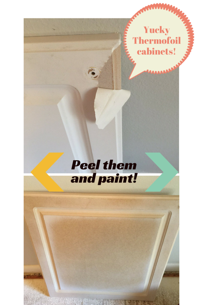Can You Paint Thermofoil Cabinet Doors Thermofoil Cabinets