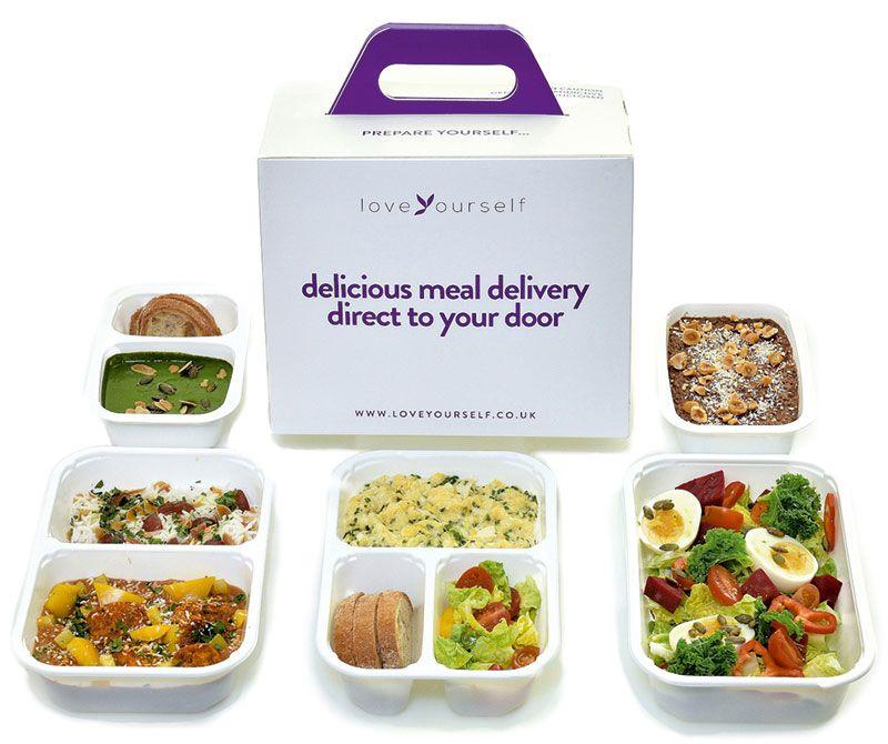 diet food delivery uk