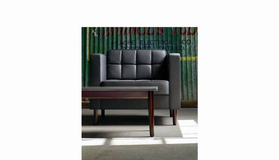 Remarkable Km Tufted Tuxedo Keilhauer Cleve Andrewgaddart Wooden Chair Designs For Living Room Andrewgaddartcom