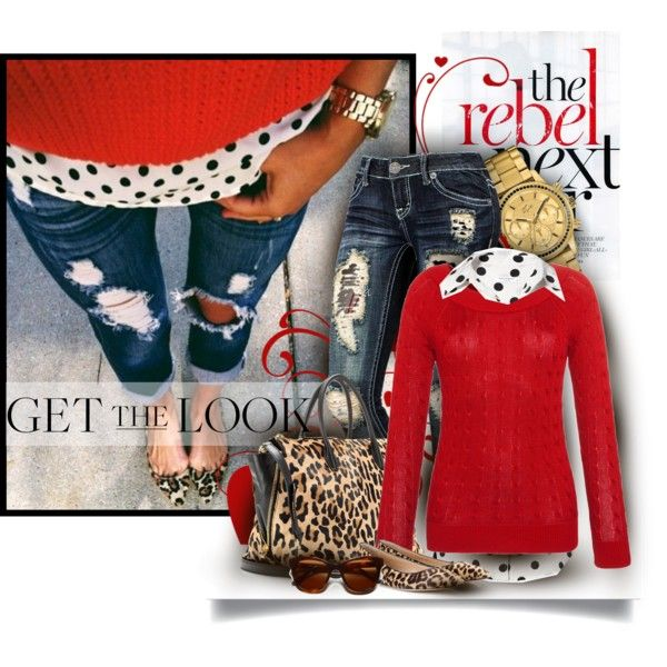 """Get The Look 1"" by noralyn on Polyvore"