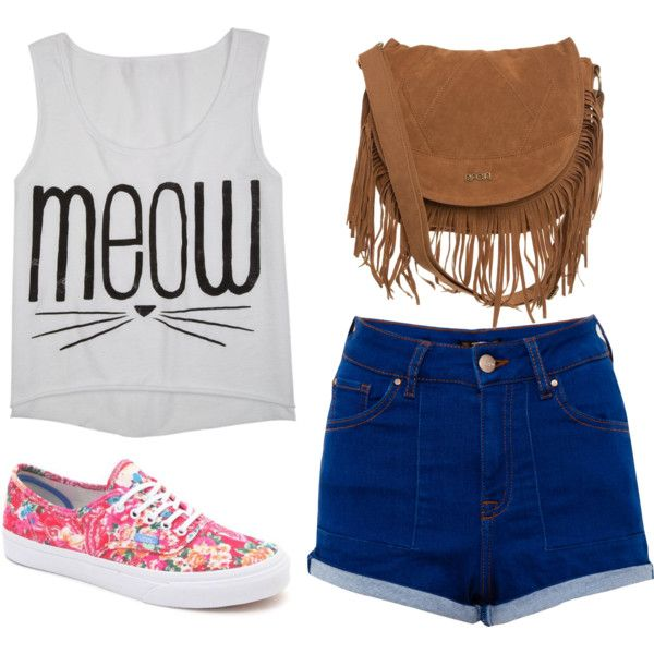 """meow"" by victoria-publicover on Polyvore"