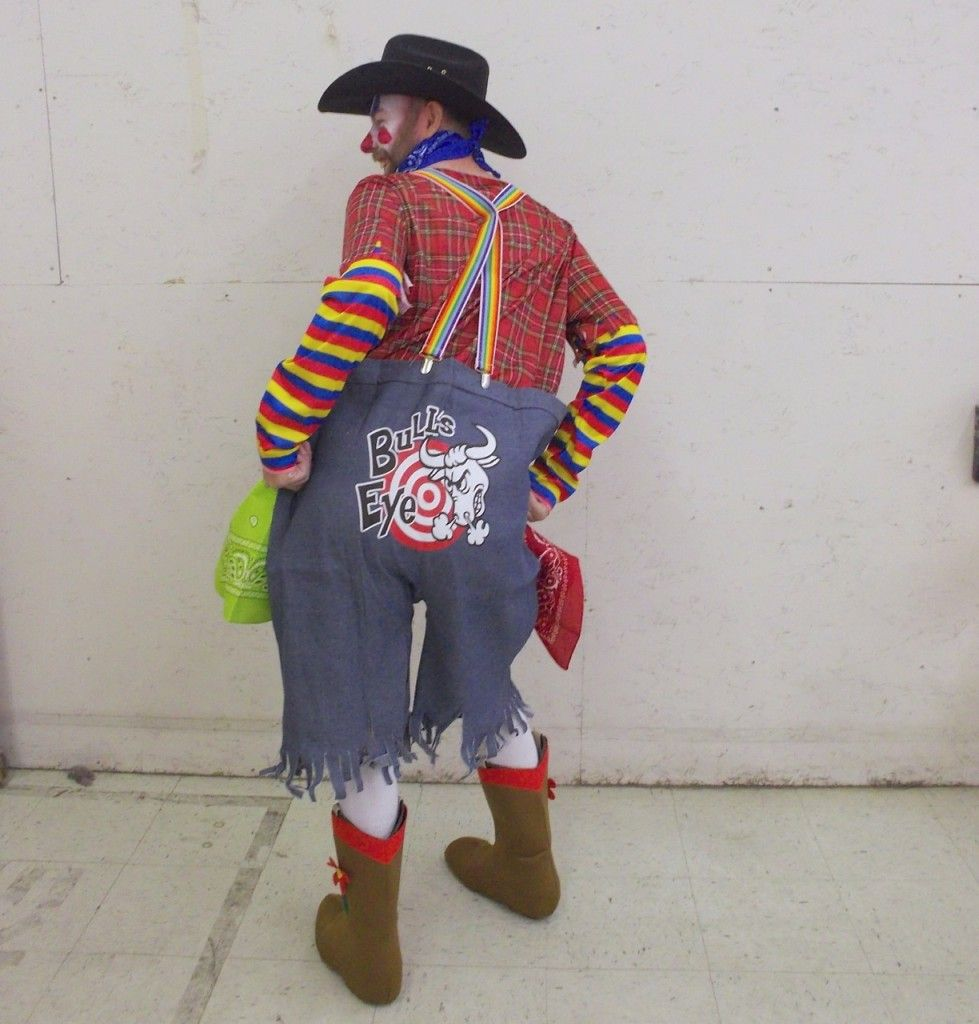 Rodeo Clown Costume Halloween In 2019 Costume Stores