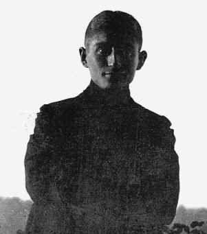 Franz Kafka Rare Photos