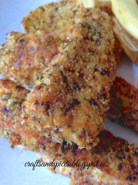 Fakeaway Friday: Fish and Chips - Slimming World recipe on my blog craftsandspices.blogspot.ie
