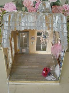 Ballerina Cottage Custom Electric Dollhouse