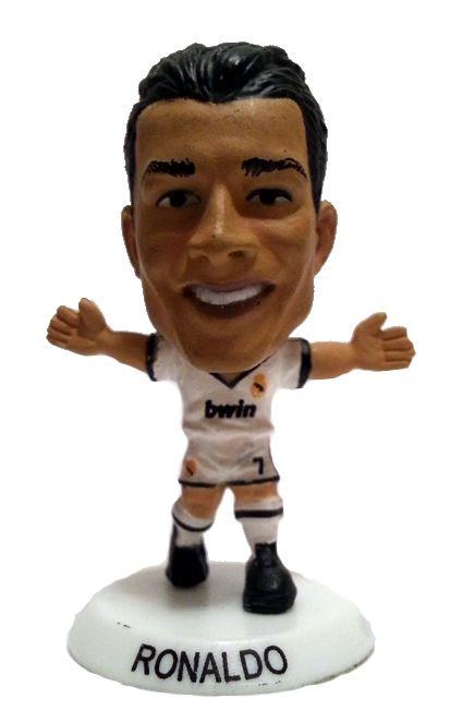 998fa55eb Cristiano Ronaldo white base soccerstarz football figure