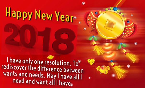 new year resolution jokes 2018 happy new year 2018 wishes quotes - Chinese New Year Wishes