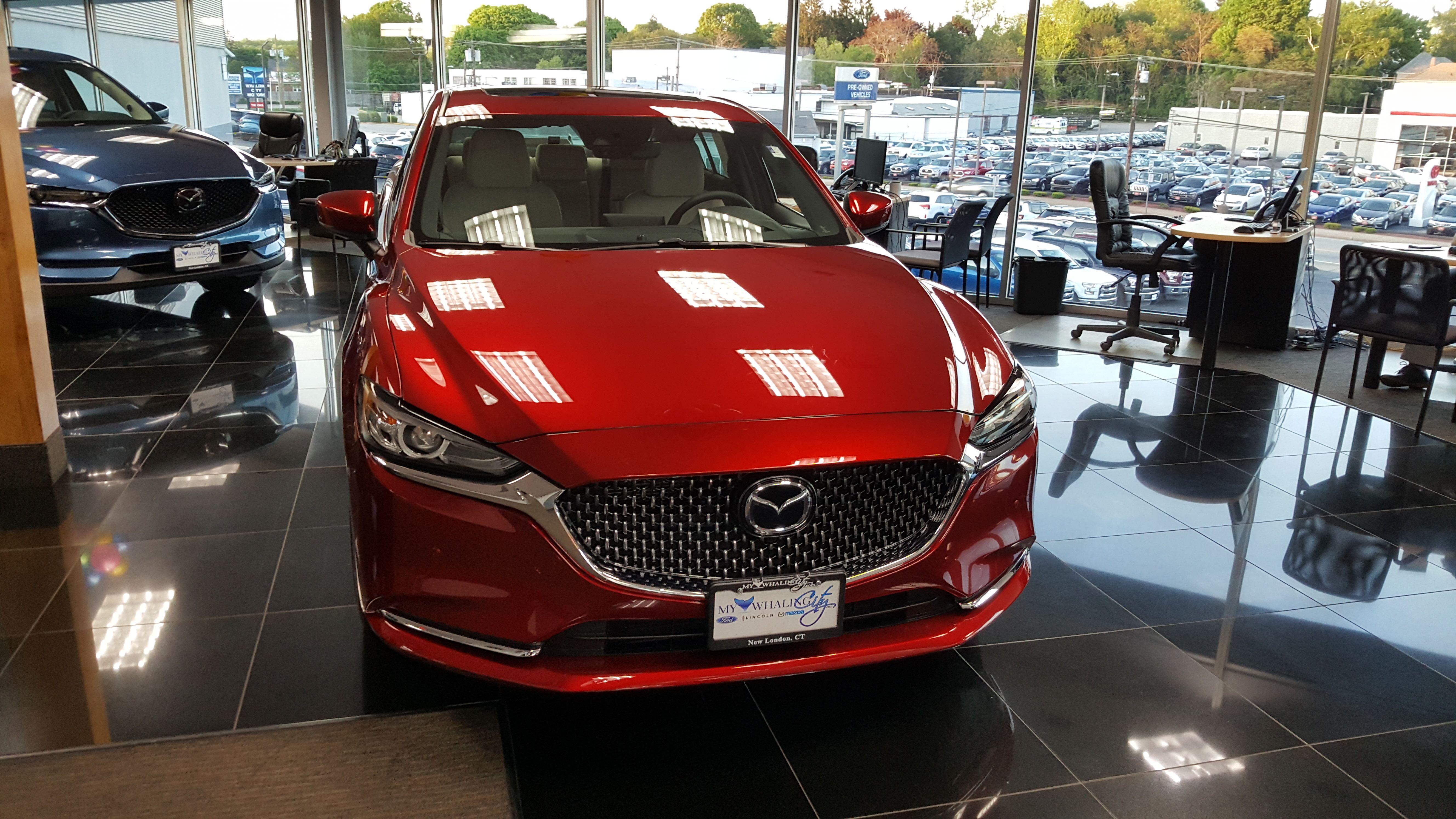 Whaling City Ford >> 2018 Mazda Mazda6 Signature | Mazda, Mazda 6, Auto service