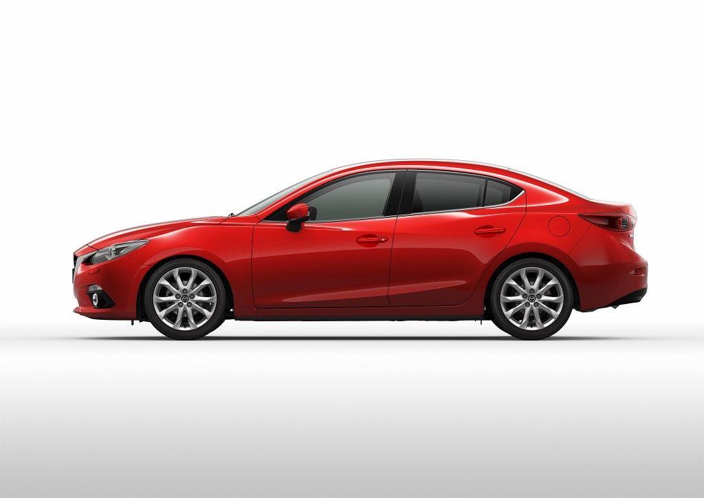 All New Mazda3 Sedan Officially Revealed Car Fanatics Blog Mazda Cars Hatchback Mazda 3 Sedan