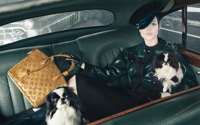 Louis Vuitton Fall 2011 Ad Campaign Louis Vuitton Bag Louis