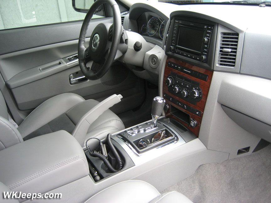 Center Bezel Jeep Jeep Grand Cherokee Jeep Wk