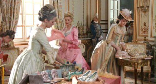 Movie still from Sofia Coppolas Marie Antoinette (2006). | Coppola ...