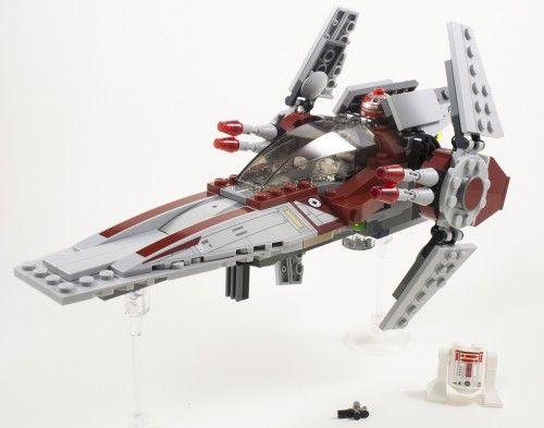 Lego Star Wars V Wing Starfighter 75039 Full Set Lego Star Wars