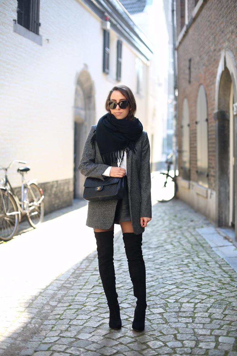 Personal A Styleamp; Lifestyle BlogOutfitGrauer Blazer txQCsrhd