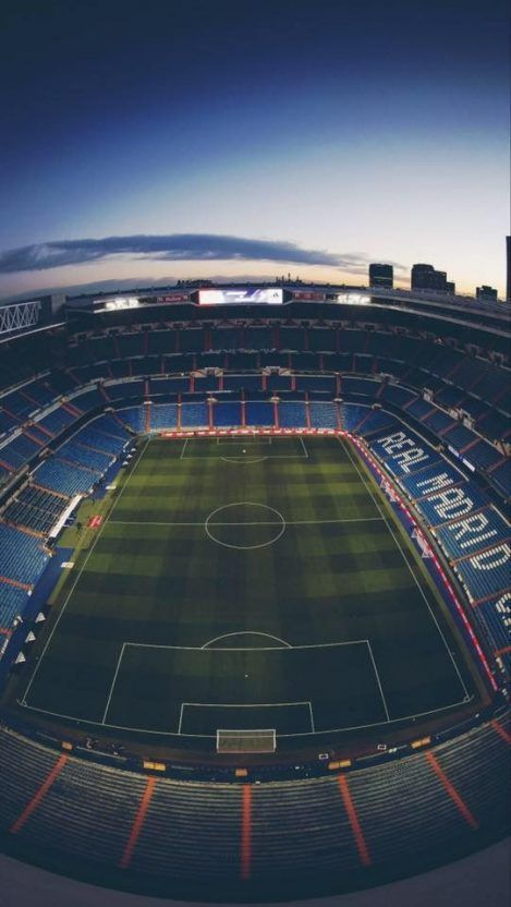 Football In Night Iphone Wallpaper Iphone Wallpapers Real Madrid Wallpapers Madrid Wallpaper Real Madrid