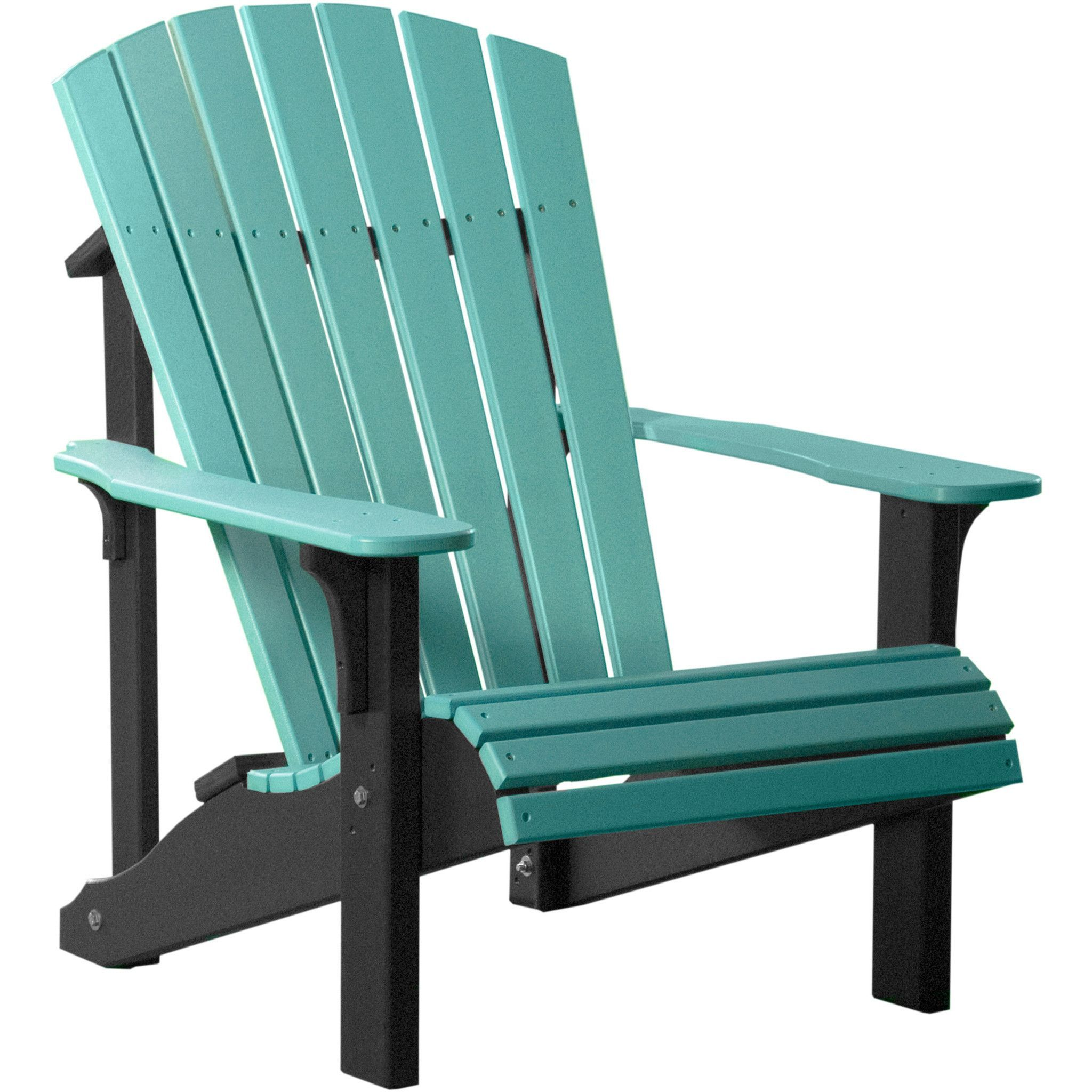 recycled plastic adirondack chairs. luxcraft deluxe recycled plastic adirondack chair chairs