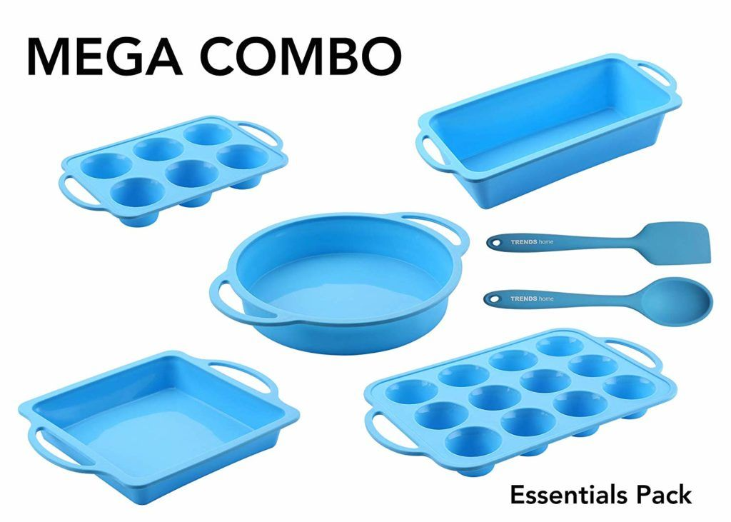 Clean Silicone Bakeware Sets Silicone Bakeware Bakeware Baking