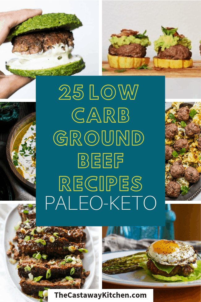 25 Delicious And Easy Ground Beef Recipes Perfect For Paleo Keto Or Whole30 Diets Mostly Nightsha In 2020 Ground Beef Recipes Beef Recipes Ground Beef Paleo Recipes