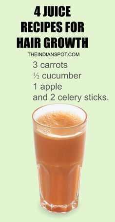 4 juice recipes for faster hair growth fast hair growth juice and 4 juice recipes for faster hair growth forumfinder Choice Image