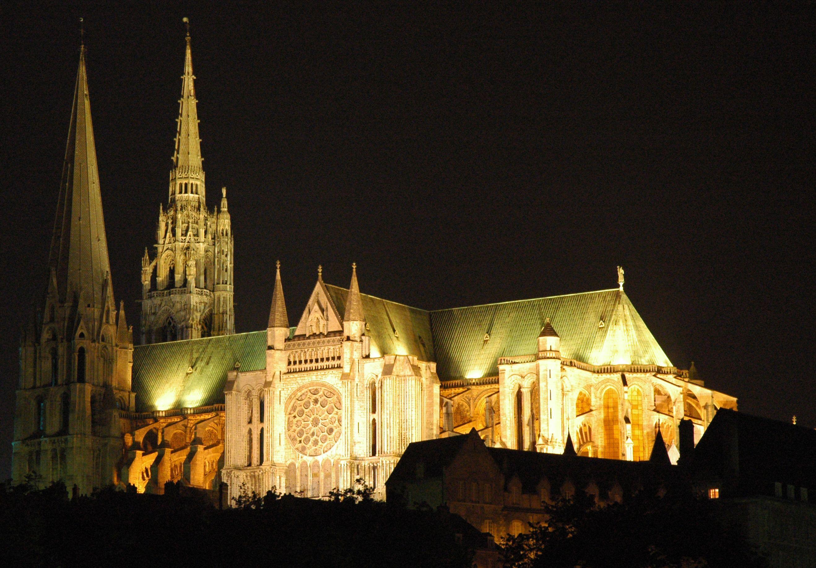* Catedral de Chartres *