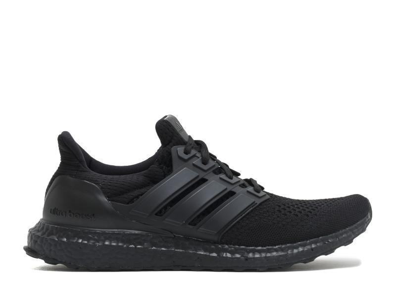 Adidas Ultra Boost 1 0 Triple Black Adidas Ultra Boost Ultra Boost Triple Black Boost Shoes