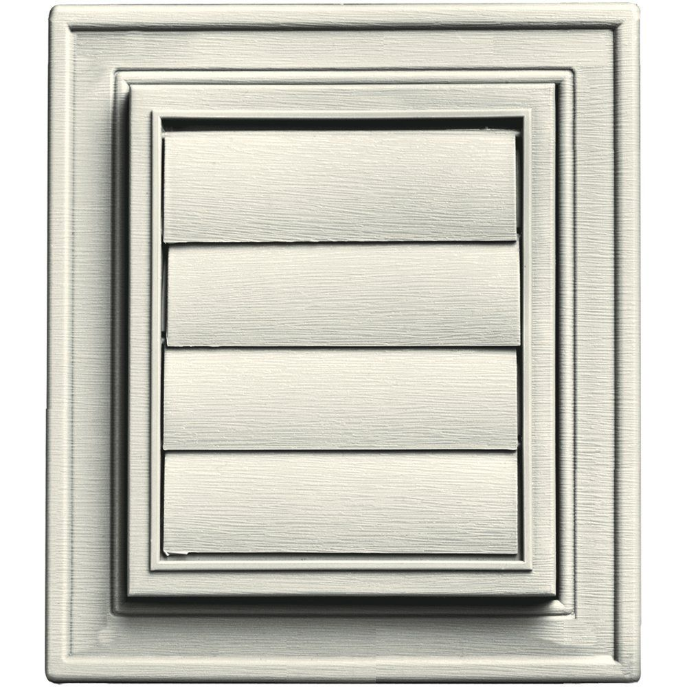 Builders Edge 140147079034 Square Exhaust Vent 034 Parchment You Can Get More Details By Clicking On The Image Exhaust Vent Builders Edge Dryer Vent