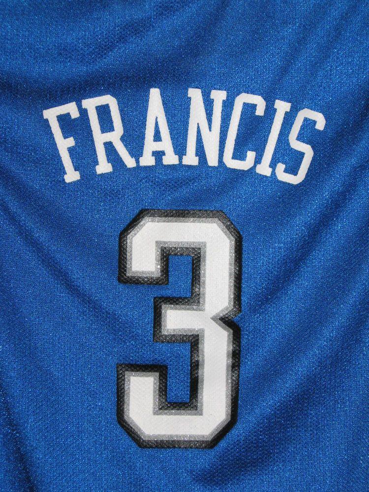 810c00bafdb5 FREE U.S. Shipping! Orlando Magic  3 Steve Francis Replica Jersey ...