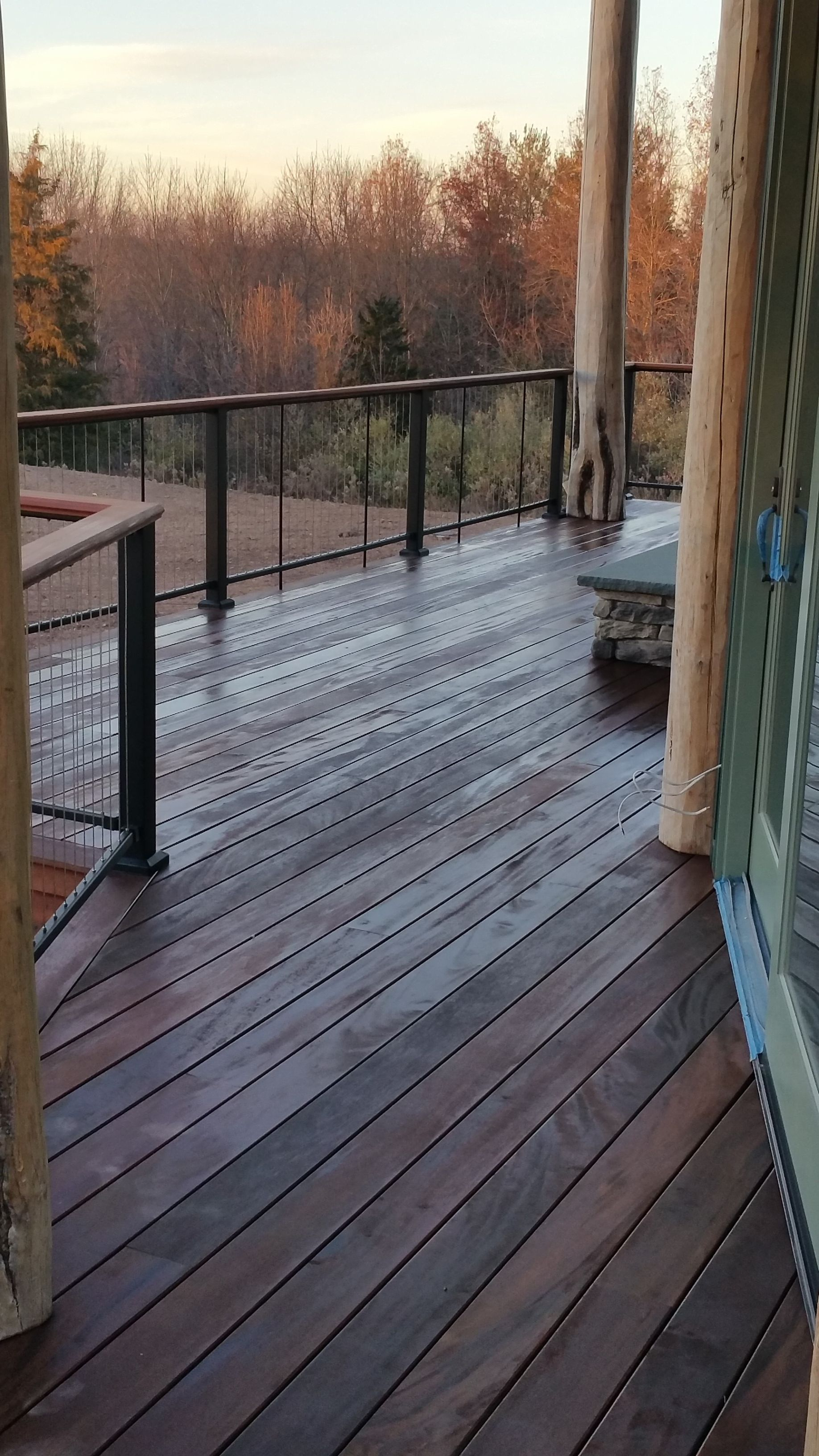 Best Pin By Craig Dowdy On Fortress Vertical Cable Railing 640 x 480