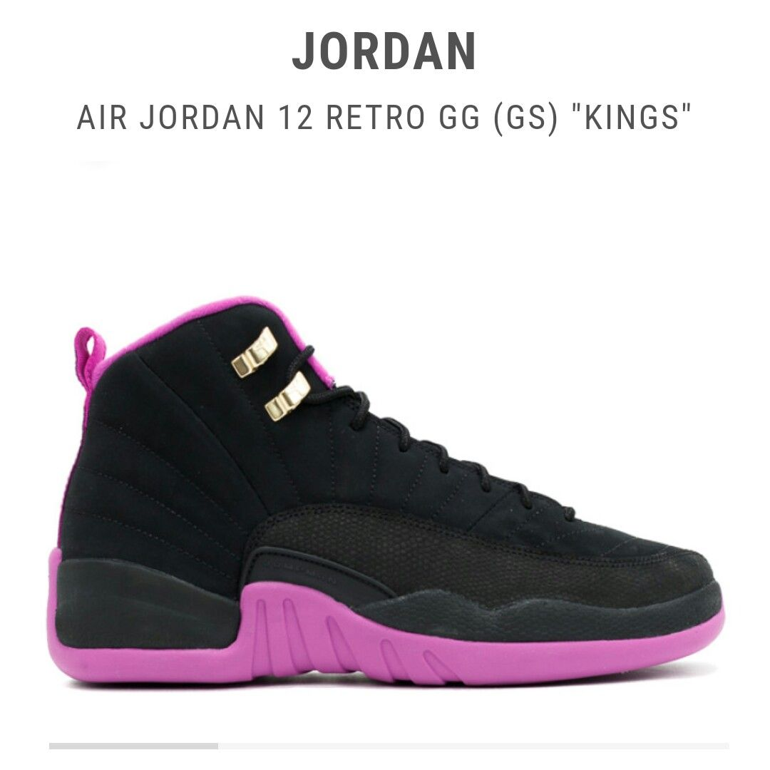 sneakers for cheap 2ae17 aa479 Pin by Tyasia Patron on S N E A K E R S | Air jordan 12 ...