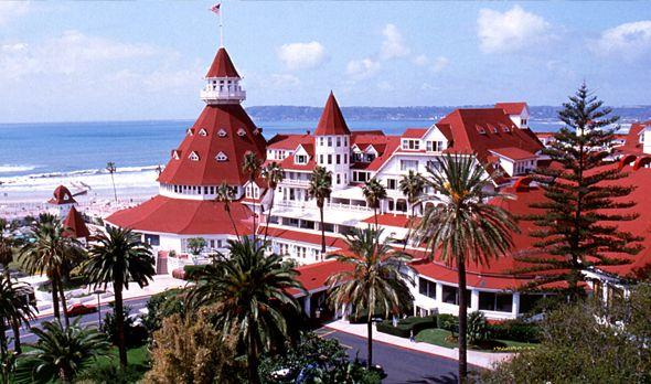 Hotel Del Coronado San Go Ca One Of The Countries Grandest Historical Landmark Seaside