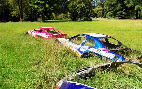 NASCAR Bodies Found At North Carolina Barn Find