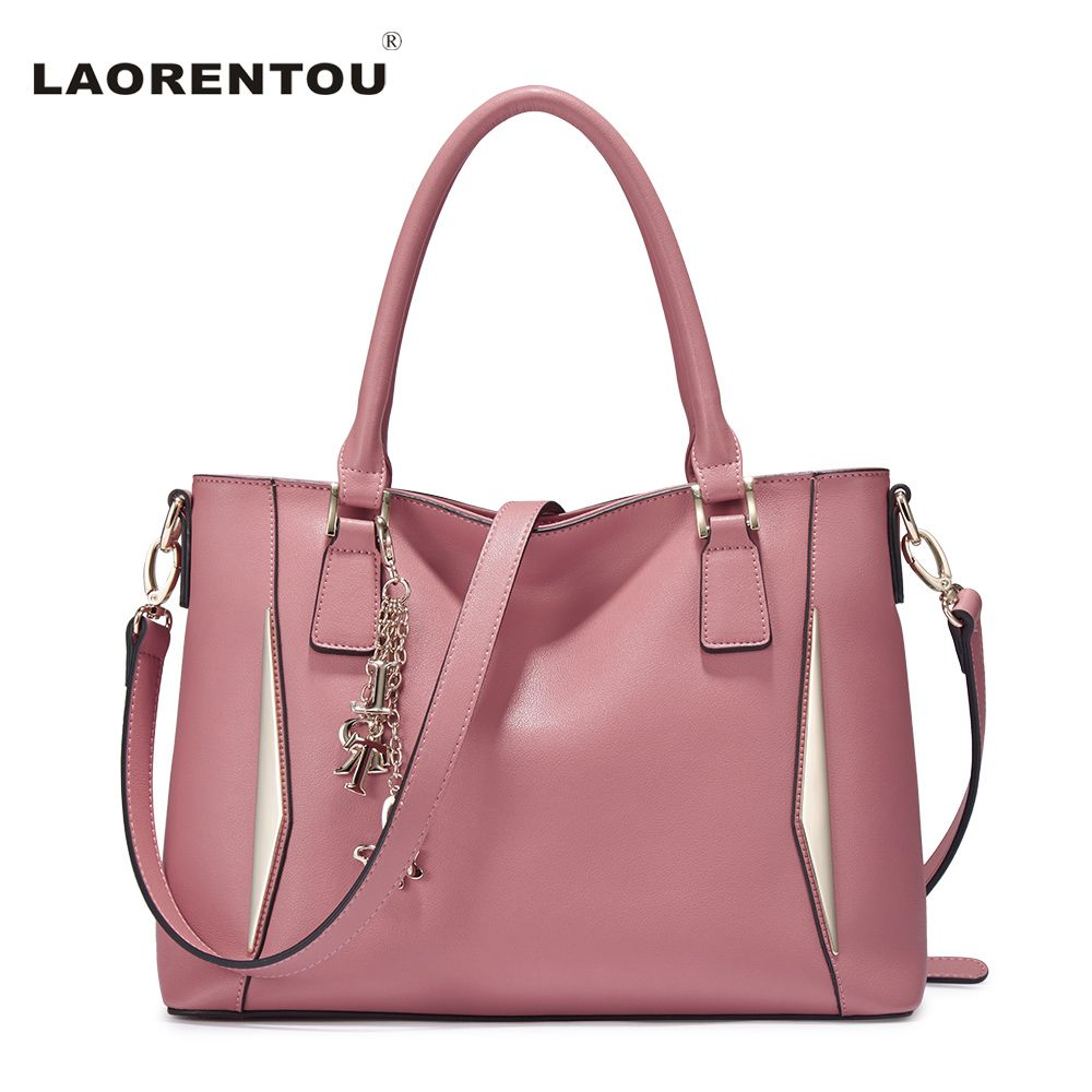 18e4ca3260 LAORENTOU Exclusive Sequined Cowhide Leather Crossbody Bags For Women  Luxury Handbags Women Bags Designer Shoulder Tote