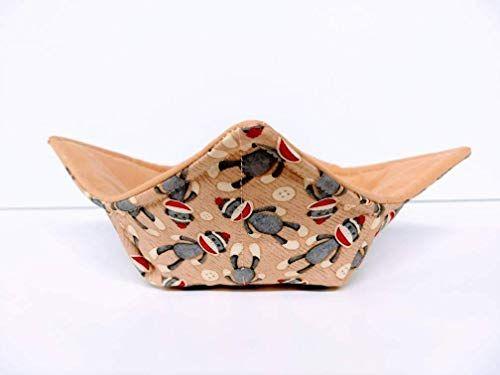 Cozy Ladybugs Microwavable Reversible Bowl Holder