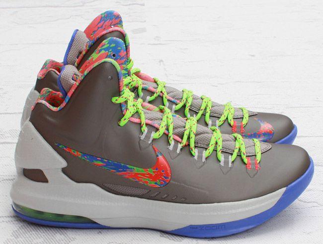 Fashion · Nike KD 5
