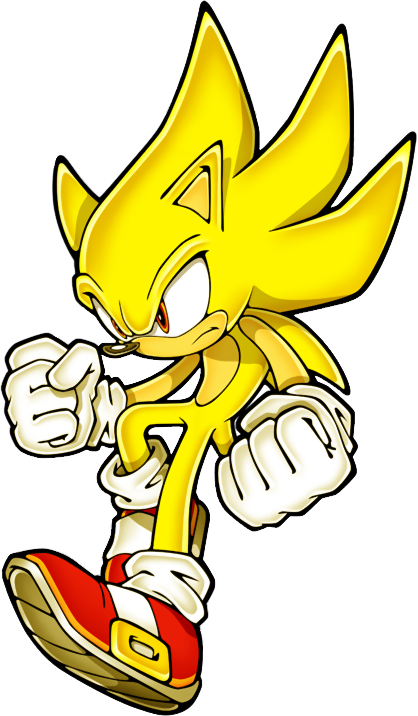 images of super sonic - Google Search | Sonic, Sonic fan ...