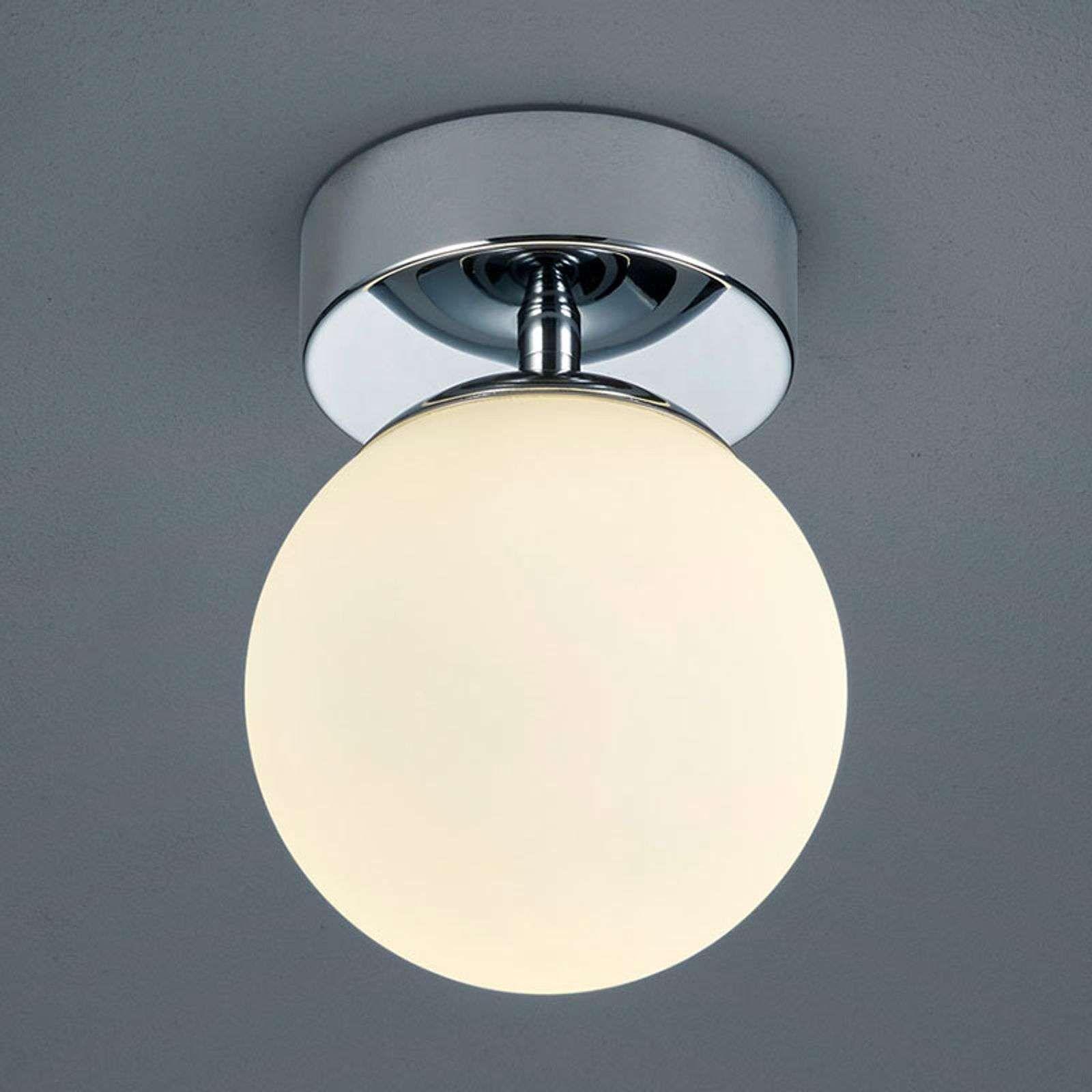 Plafonnier Led Keto En Verre Spherique Plafondlamp Plafondverlichting Badkamer Plafondlamp