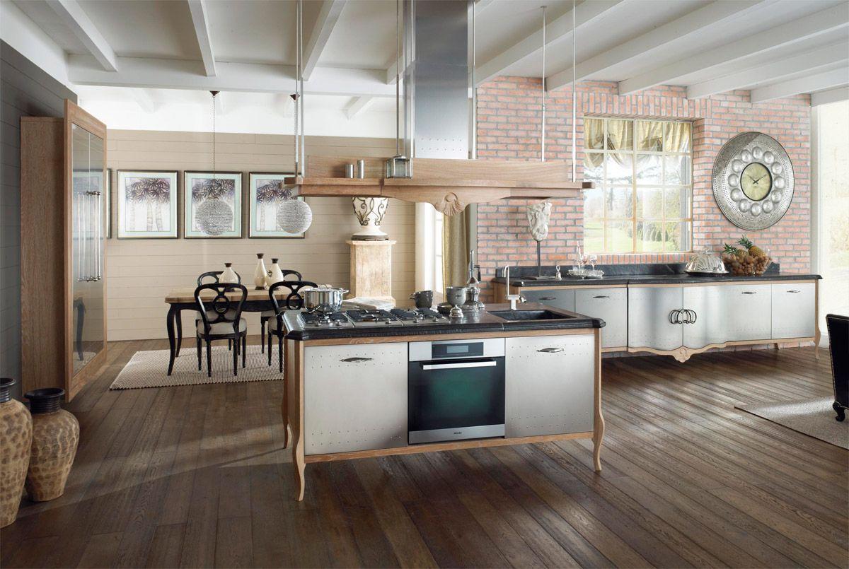 Erschreckend Klassische Küche Design Küchen Die Geräte sollten neben ...