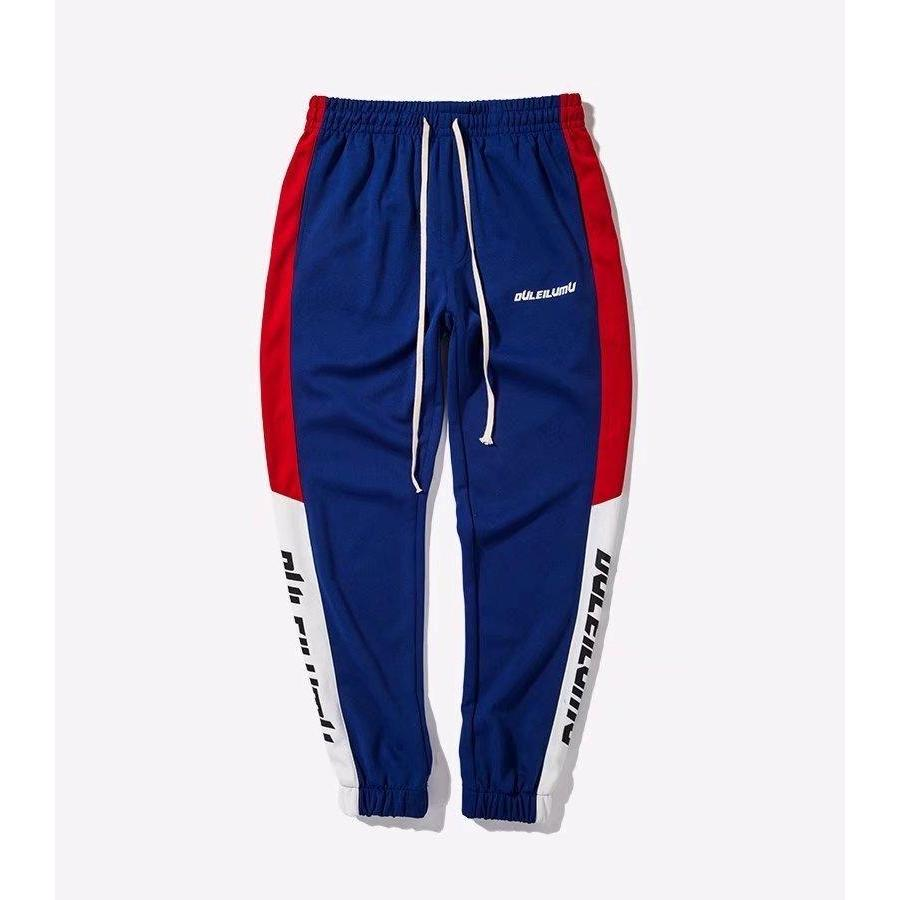 94c6f349ee68 Adidas x Palace Shell Track Pant (Night Indigo White) ❤ liked on Polyvore  featuring activewear