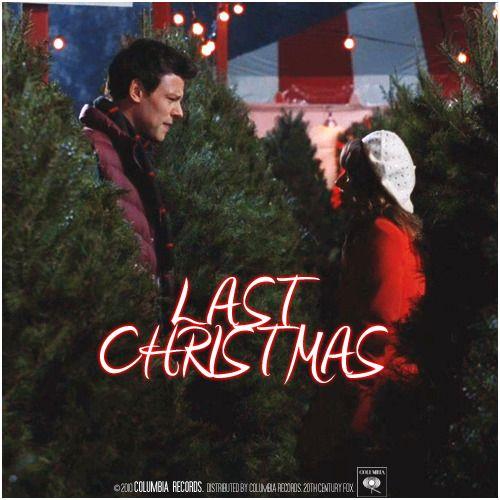 Last Christmas Album Cover.2x10 A Very Glee Christmas Last Christmas Alternative